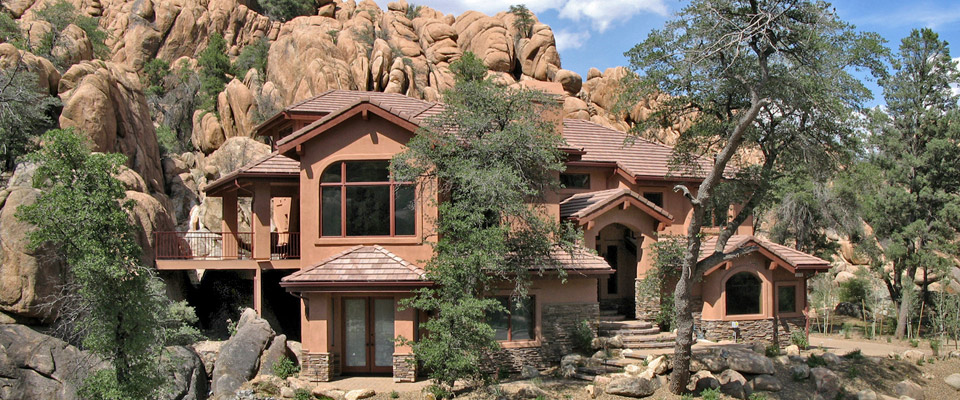 Sun Pine Homes - Prescott, AZ Builder